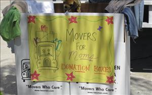 Movers for Moms Event